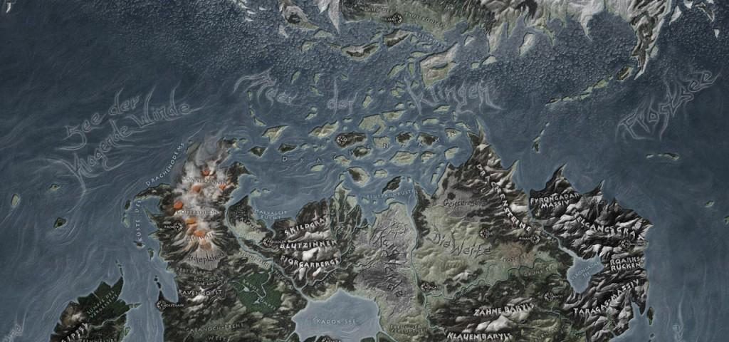 Ein Auschnitt der Nordreiche